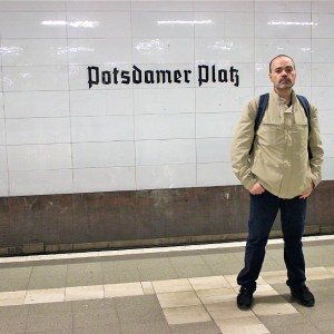 Stazione di Postdamer Platz Berlino